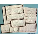 Silikonové formy pro výrobu obkladů imitací kamene a cihel